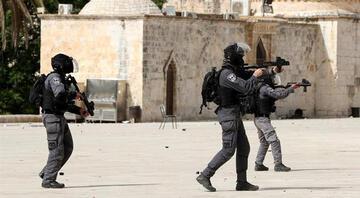 İsrail polisinin Filistinlilere müdahalesine Türkiyeden tepki yağıyor