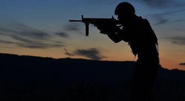 MSB duyurdu: 6 PKKlı terörist etkisiz hale getirildi