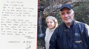 Çevreci Büyüknohutçu çifti cinayetinde yeni iddialar Kızları itiraz etti