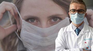 Koronavirüste Türkiye mutasyonu var mı Bu soruya yanıt verdi, çift maske takın dedi