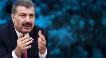 Sağlık Bakanı Koca, koronavirüs vaka sayısı en çok azalan illeri duyurdu