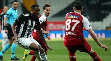 Beşiktaş 1-2 Fatih Karagümrük (Maçın özeti ve golleri)