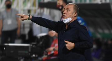 Galatasarayda Fatih Terimden şampiyonluk sözleri: