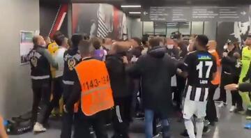 Son dakika: Galatasaraydan Beşiktaş - Karagümrük açıklaması Vodafone Parkta yaşananlar...