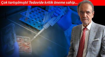 Prof. Dr. Mehmet Ceyhandan Favipiravir açıklaması