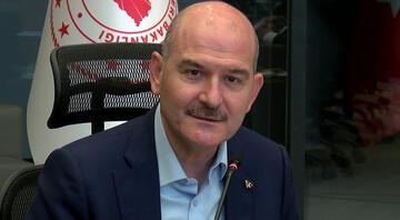 İçişleri Bakanı Soyludan İstanbul İl Emniyet Müdürü Aktaşa şampiyonluk kutlaması uyarısı