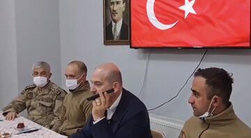 Cumhurbaşkanı Erdoğan, Mehmetçikle bayramlaştı