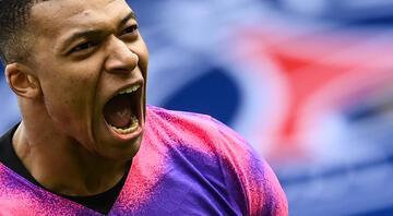 PSGde Kylian Mbappeden olay Lille ve şampiyonluk sözleri