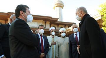 Cumhurbaşkanı Erdoğandan Ramazan Bayramı mesajı