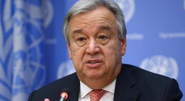 BM Genel Sekreteri Geterresten gerginliği azaltma çağrısı