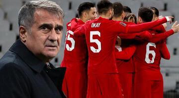 Şenol Güneş, Milli Takımın EURO 2020 kadrosunu açıkladı