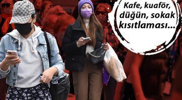 Tüm Türkiye pazartesi gününü bekliyor İşte normalleşme planı