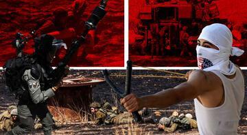 İsrail Gazzeye kara harekâtı başlattı Katliamın dozunu arttırdılar