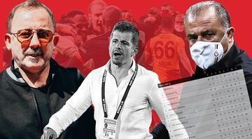 Süper Lig Puan Durumu - Şampiyon averaj farkıyla Beşiktaş oldu