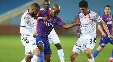 Trabzonspora 2-1 yenilen Gençlerbirliği, Süper Ligde küme düşen son takım oldu