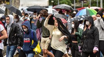 Meteorolojiden Marmara Bölgesi için yağış uyarısı