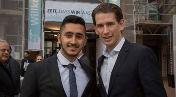 Avusturya Başbakanı Kurz'un partisi Filistine destek veren siyasetçiyi partiden ihraç etti