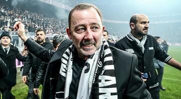 Şampiyon Beşiktaşta Ahmet Nur Çebiden Sergen Yalçın ve sözleşme açıklaması