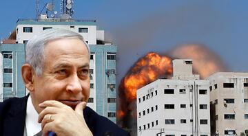 Son dakika... Netanyahudan skandal açıklama: Tamamen meşru bir hedefti
