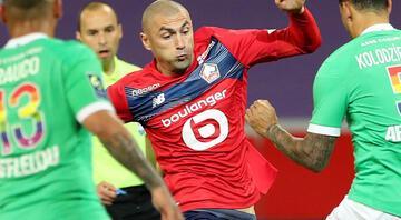 Lille 0 - 0 Saint Etienne