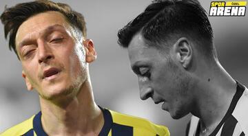 Son Dakika: Fenerbahçede flaş Mesut Özil iddiası Mutsuz ve yeni adresi...