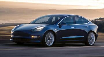 Tesla hissesinde sert düşüş