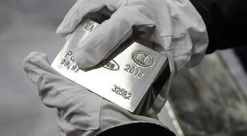 Gümüş ithalatı rekora koşuyor Altına fark attı...