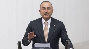 Bakan Çavuşoğlu İsrailin Filistin saldırılarını tüm boyutlarıyla anlattı: Türkiye dünyada vicdanın ve adaletin sesidir ve sesi olmaya devam edecektir