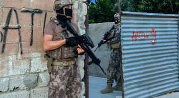 Adanada DEAŞ operasyonu
