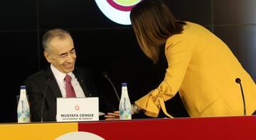 Son dakika: Mustafa Cengiz konuşurken GS TV neden gitti Resmi açıklama...