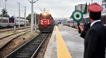Türkiyeden Çine iki tren daha gidiyor