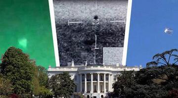 Beyaz Saraydan UFO açıklaması