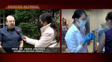 Bu iddia çok konuşulmuştu.. Prof. Dr. Unutmaz yanıtladı Korona aşısı kısırlık mı yapıyor