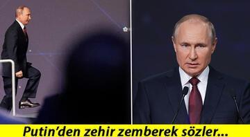 Son dakika haberler: Putin-Biden çekişmesi devam ediyor Suçlamaların boyutu arttı