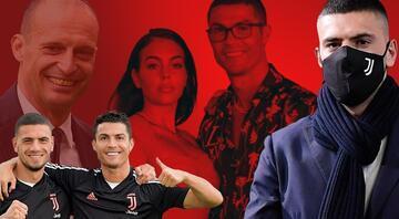 Son dakika transfer haberi: Juventusta bir devrin sonu Allegri sonrası Merih Demiral ve Ronaldo...