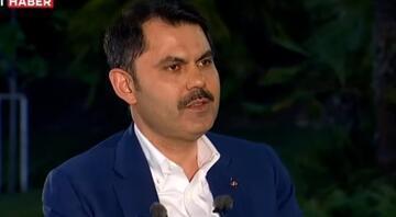 Marmara Denizi nasıl kurtulacak Bakan Kurum canlı yayında açıkladı... İşte müsilajın oluşma nedeni