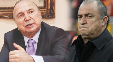 Son Dakika Haberi... Galatasarayda başkan adayı İbrahim Özdemirden Fatih Terim açıklaması