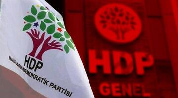 HDP'ye kapatma davası: 451 isim hakkında siyasi yasak talebi