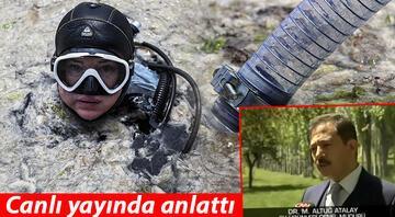 Müsilajlı balık ve midye yenir mi İşte ilk sonuçlar... Dr. Mustafa Altuğ Atalay açıkladı..