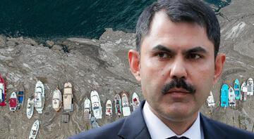 Bakan Murat Kurum açıkladı Hangi ilden ne kadar müsailaj temizlendi