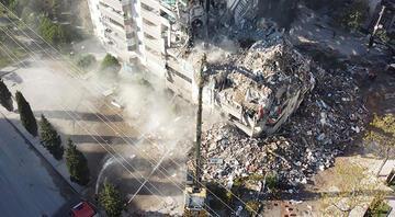 İzmirdeki depremde yıkılan Yılmaz Erbek Apartmanı iddianamesi kabul edildi