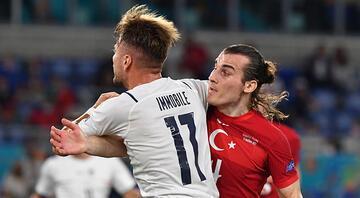 Türkiye 0-3 İtalya (EURO 2020 maçı özetti ve golleri)
