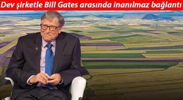 Arka arkaya arazi alıyordu... Ne yaptığı ortaya çıktı Dev şirketle Bill Gates arasında inanılmaz bağlantı