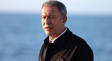 Bakan Akar: Türkiye, Libyada yabancı güç değildir