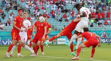 Galler 1-1 İsviçre (EURO 2020 maçı özeti ve golleri)