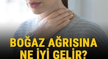 Boğaz ağrısına ne iyi gelir ve nasıl geçer Boğaz ağrısı neden olur Evde boğaz ağrısına hemen iyi gelen bitkisel ve doğal çözümler
