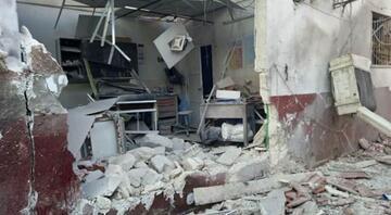 PKK Afrinde hastaneye saldırdı 13 sivil hayatını kaybetti