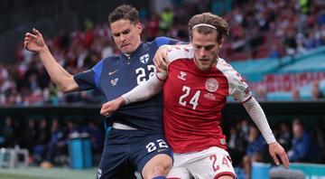 Danimarka 0-1 Finlandiya (EURO 2020 maçı)
