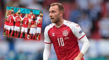 Son Dakika Haberi... Danimarka Futbol Federasyonundan Christian Eriksenin son durumu hakkında açıklama