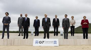Son dakika haberi: G7den DSÖye flaş çağrı